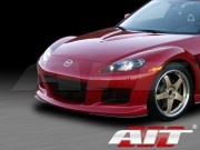 MS Style Front Bumper Cover For Mazda RX-8 2003-2008