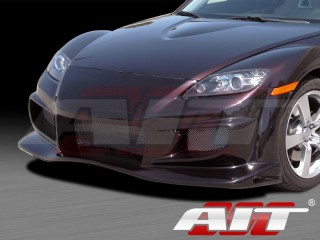 VS-GT Style Front Bumper Cover For Mazda RX-8 2003-2008