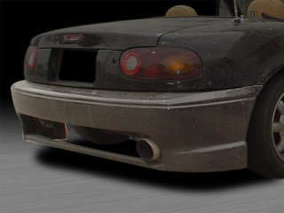 WIZE Style Rear Bumper Cover For Mazda Miata 1990-1997