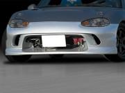WIZE Style Front Bumper Cover For Mazda Miata 1999-2000