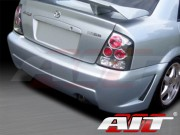 ZEN Style Rear Bumper Cover For Mazda Protege 2001-2003