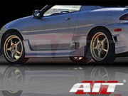 BZ Style Side Skirts For Mazda MX-3 1992-1998