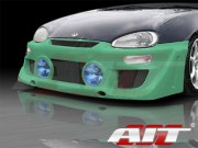 EVO Style Front Bumper Cover For Mazda MX-3 1992-1998