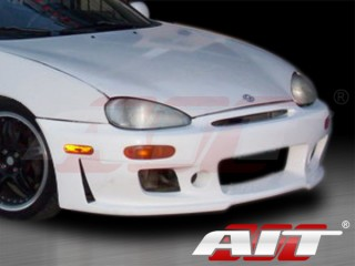 ZEN Style Front Bumper Cover For Mazda MX-3 1992-1998