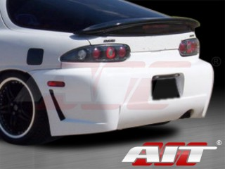 ZEN Style Rear Bumper Cover For Mazda MX-3 1992-1998