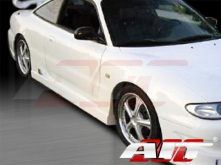 BC Style side skirts For Mazda MX-6 1993-1997