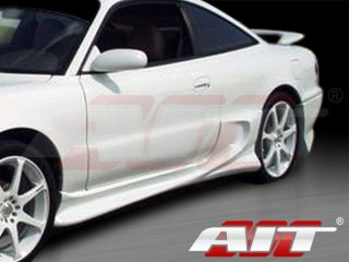 VS Style Side Skirts For Mazda MX-6 1993-1997