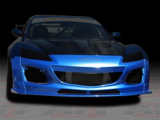 MS Style Front Bumper Cover For Mazda RX-8 2009-2011