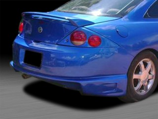 Drift Style Rear Bumper Cover For Mercury Cougar 1999-2001