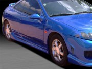 Drift Style Side Skirts For Mercury Cougar 1999-2001