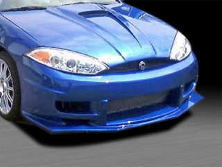GT Style Front Bumper Cover For Mercury Cougar 1999-2001