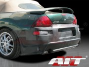 Deluxe Style Rear Bumper Cover For Mitsubishi Eclipse 2000-2005