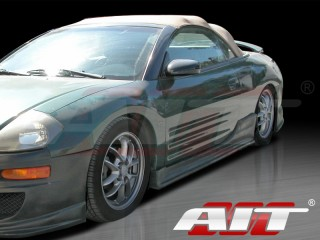 Deluxe Style Side Skirts For Mitsubishi Eclipse 2000-2005