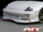 BMX Style Front Bumper Cover For Mitsubishi Eclipse 2000-2005