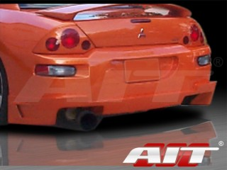 BZ Style Rear Bumper Cover For Mitsubishi Eclipse 2000-2005