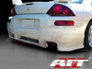 REV Style Rear Bumper Cover For Mitsubishi Eclipse 2000-2005