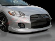 BLACKOUT-1 Front Bumper Cover For 2006-2012 Mitsubishi Eclipse