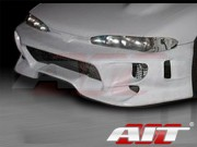 Combat Style Front Bumper Cover For Mitsubishi Eclipse 1992-1994