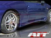 Combat Style Side Skirts For Mitsubishi Eclipse 1992-1994