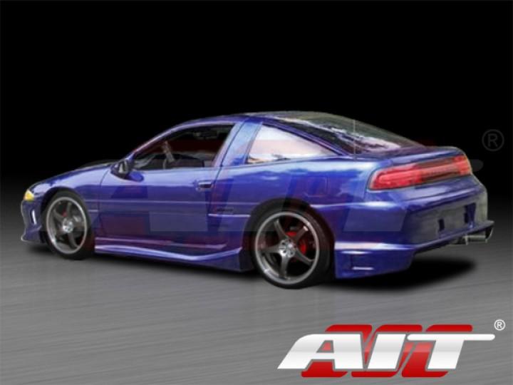 Drift Style Rear Bumper Cover For Mitsubishi Eclipse 1992 1994