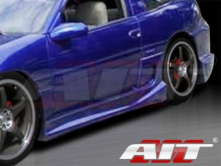 Drift Style Side Skirts For Mitsubishi Eclipse 1992-1994