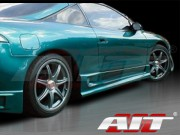 BZ-II Style Side Skirts For Mitsubishi Eclipse 1995-1999
