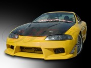 ACE Series Front Bumper Cover For Mitsubishi Eclipse 1997-1999