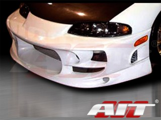 BMX Style Front Bumper Cover For Mitsubishi Eclipse 1997-1999