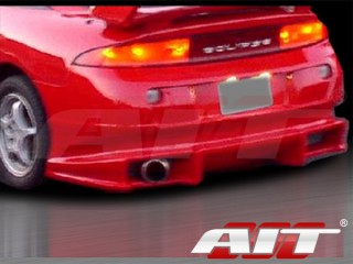 BMX Style Rear Bumper Cover For Mitsubishi Eclipse 1995-1999