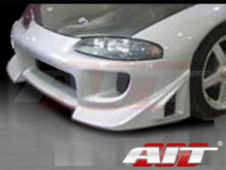 BZ Style Front Bumper Cover For Mitsubishi Eclipse 1997-1999