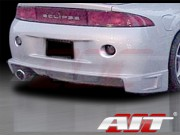 BZ Style Rear Bumper Cover For Mitsubishi Eclipse 1995-1999