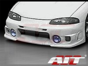 EVO Style Front Bumper Cover For Mitsubishi Eclipse 1997-1999
