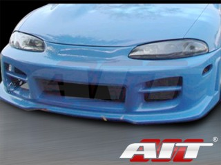 R34 Style Front Bumper Cover For Mitsubishi Eclipse 1997-1999