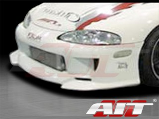SF-1 Style Front Bumper Cover For Mitsubishi Eclipse 1997-1999