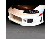 ZEN Style Front Bumper Cover For Mitsubishi Eclipse 1995-1996