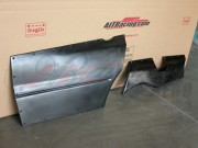 35mm Wider Rear Quarter Panels with Door Caps For Mitsubishi Evolution 2003-2007