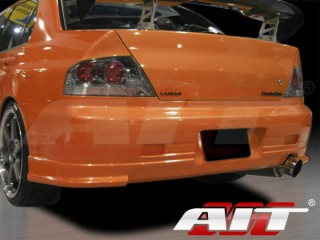 CW Style Rear Bumper Cover For Mitsubishi Evolution 2003-2007