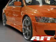 CW Style Side Skirts For Mitsubishi Evolution 2003-2007