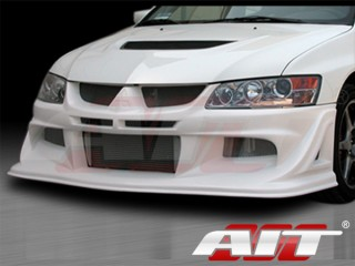 VS Style Front Bumper Cover For Mitsubishi Evolution 2003-2007
