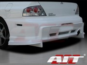 VS Style Rear Bumper Cover For Mitsubishi Evolution 2003-2007