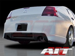 GRS Style Rear Bumper Cover For Mitsubishi Galant 2004-2006