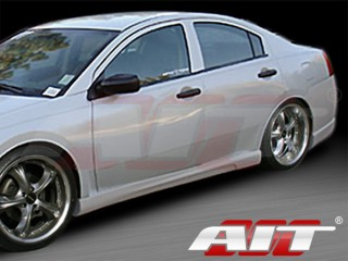 GRS Style Side Skirts For Mitsubishi Galant 2004-2006