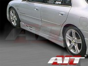 VS Style Side Skirts For Mitsubishi Galant 1994-1998