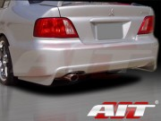 VIR-2 Style Rear Bumper Cover For Mitsubishi Galant 1999-2003