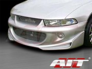 VIR Style Front Bumper Cover For Mitsubishi Galant 1999-2003