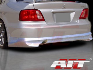 VIR Style Rear Bumper Cover For Mitsubishi Galant 1999-2003