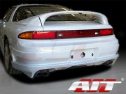 BMX Style Rear Bumper Cover For Mitsubishi 3000GT 1991-1997