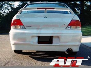 Apex Style Rear Bumper Cover For Mitsubishi Lancer 2002-2003