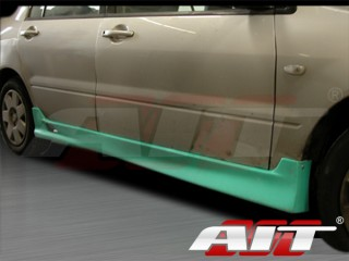 Apex Style Side Skirts For Mitsubishi Lancer 2002-2007