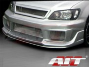 K Style Front Bumper Cover For Mitsubishi Lancer 2002-2003